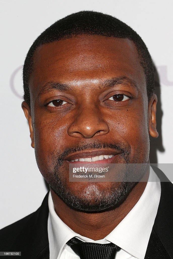 Actor Chris Tucker attends the Screening Of The Weinstein Company's 'Silver Linings Playbook' at The Academy of Motion Pictures Arts and Sciences on November 19, 2012 in Beverly Hills, California.