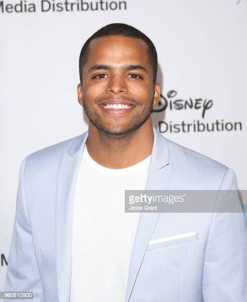 Actor Chris Warren attends the Disney/ABC International Upfronts at the Walt Disney Studio Lot on May 20 2018 in Burbank California