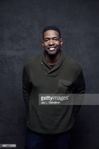 Actor Chris Webber is photographed for Los Angeles Times at the 2015 Sundance Film Festival on January 24 2015 in Park City Utah PUBLISHED IMAGE...