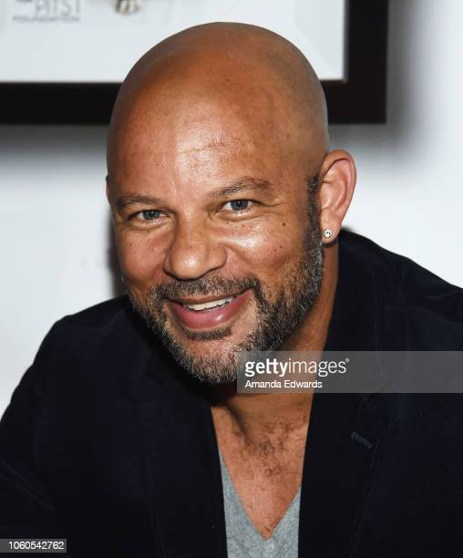 Actor Chris Williams arrives at the 8th Annual Stand Up For Pits at the Hollywood Improv Comedy Club on November 11 2018 in Los Angeles California
