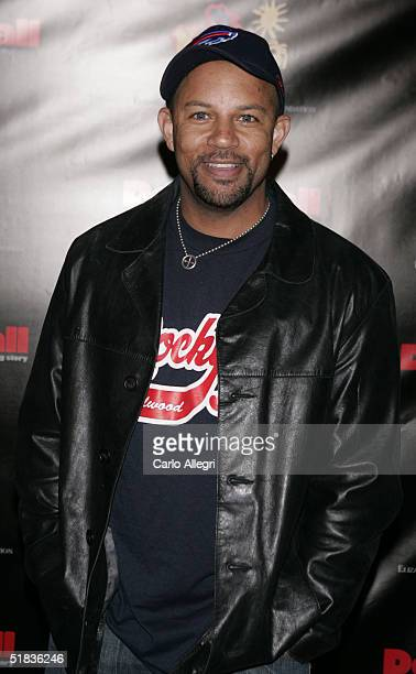 Actor Chris Williams attends Dodgeball The Celebrity Tournament to benefit the Elizabeth Glaser Pediatric Aids Foundation and celebrate the DVD...