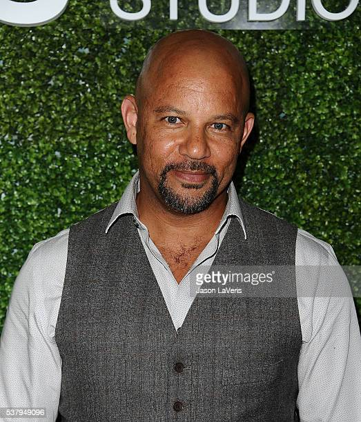 Actor Chris Williams attends the 4th annual CBS Television Studios Summer Soiree at Palihouse on June 2 2016 in West Hollywood California