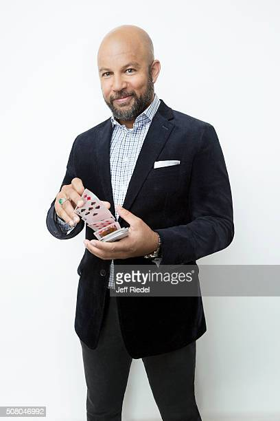Actor Chris Williams is photographed for TV Guide Magazine on January 16 2015 in Pasadena California