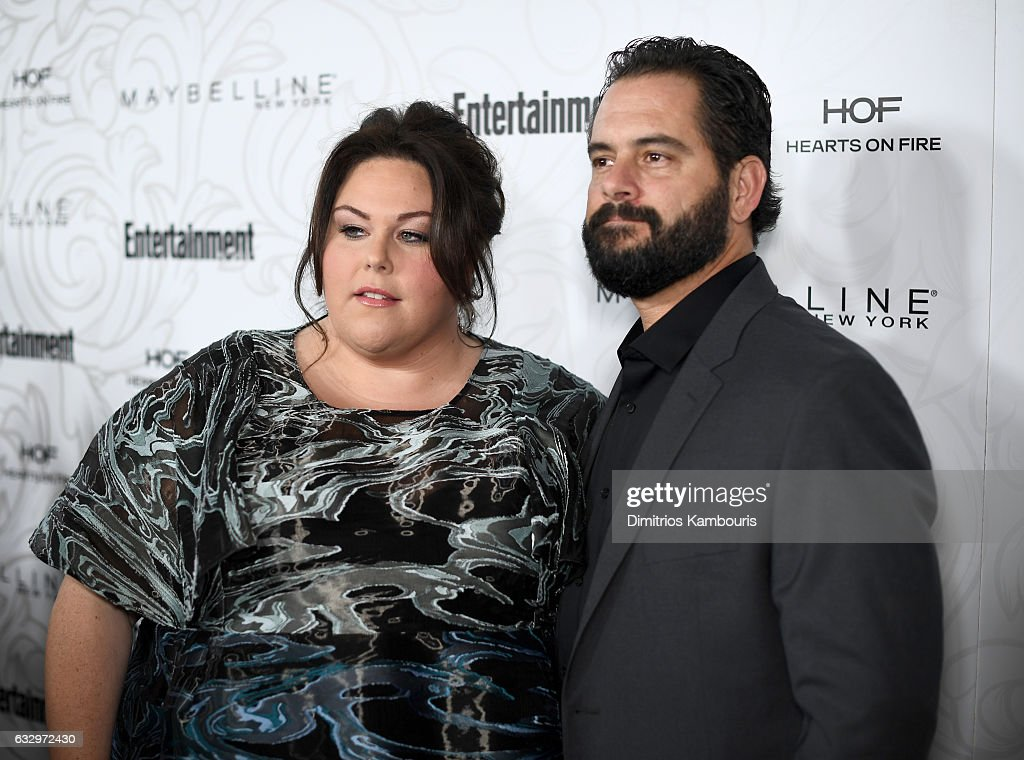 Entertainment Weekly Celebrates SAG Award Nominees at Chateau Marmont sponsored by Maybelline New York - Arrivals : News Photo