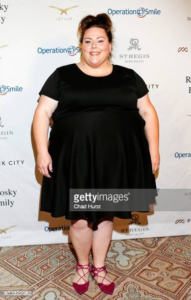 Actor Chrissy Metz attends Operation Smile's Celebrity Ski Smile Challenge Presented by the Rodosky Family on March 11 2017 in Park City Utah