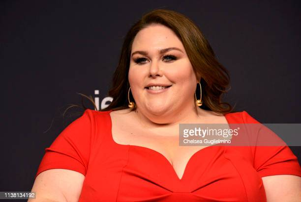 Actor Chrissy Metz attends The Paley Center for Media's 2019 PaleyFest LA This Is Us at Dolby Theatre on March 24 2019 in Hollywood California