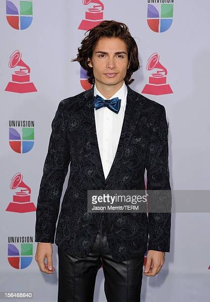 Actor Christian Acosta arrives at the 13th annual Latin GRAMMY Awards held at the Mandalay Bay Events Center on November 15 2012 in Las Vegas Nevada