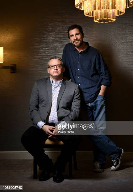 CA: Christian Bale and Adam McKay, Los Angeles Times, December 24, 2018