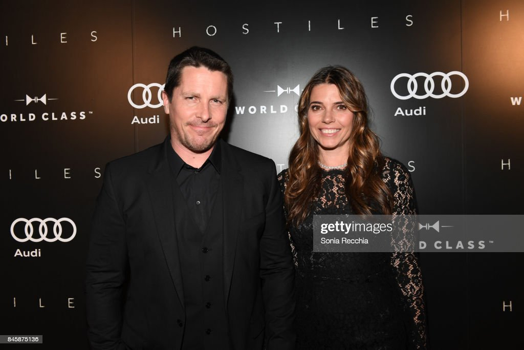 """Pre-Screening Event For """"Hostiles"""" Hosted by Audi Canada During The Toronto International Film Festival At Bisha : News Photo"""