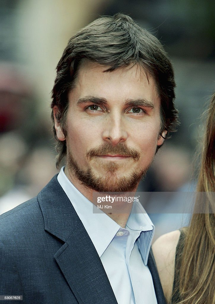 """Batman Begins"" European Premiere - Arrivals"