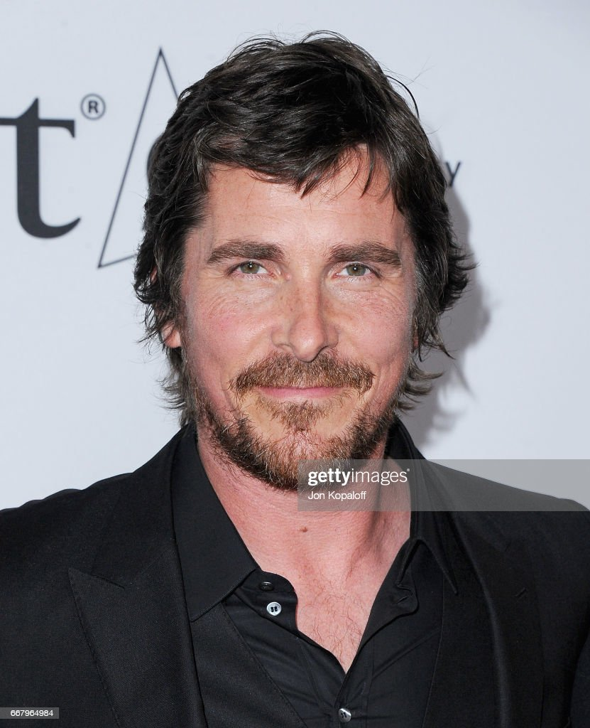 Actor Christian Bale arrives at the Los Angeles Premiere 'The Promise' at TCL Chinese Theatre on April 12, 2017 in Hollywood, California.