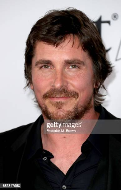 Actor Christian Bale attends the premiere of Open Road Films' 'The Promise' at TCL Chinese Theatre on April 12 2017 in Hollywood California