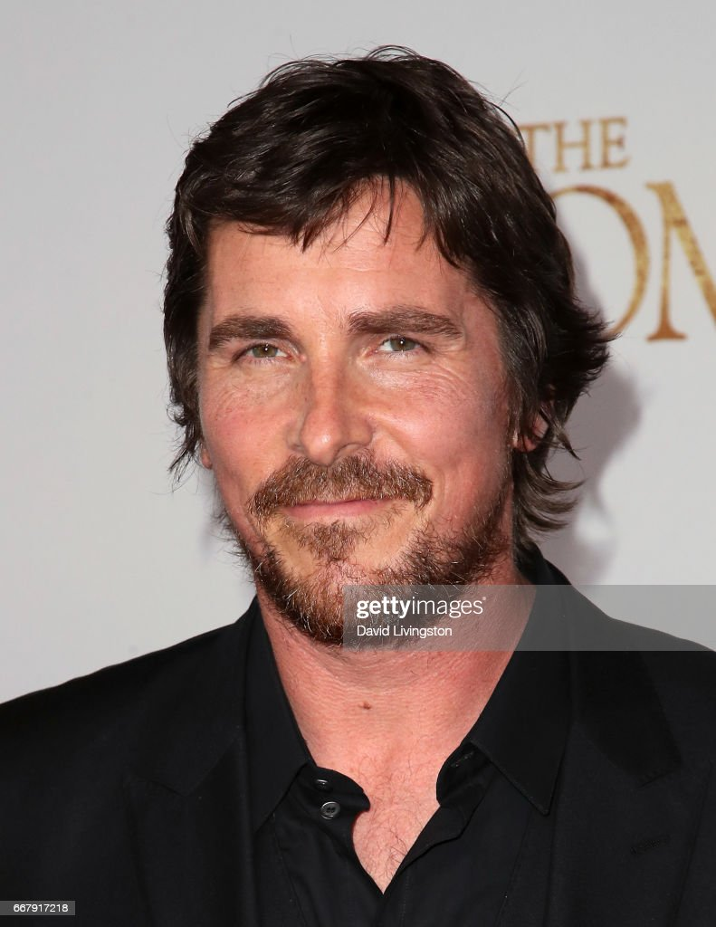 Actor Christian Bale attends the premiere of Open Road Films' 'The Promise' at TCL Chinese Theatre on April 12, 2017 in Hollywood, California.