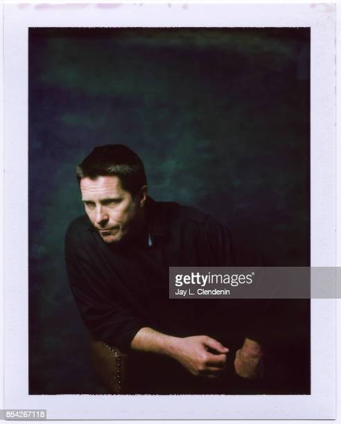 Actor Christian Bale from the film 'Hostiles' is photographed on polaroid film at the LA Times HQ at the 42nd Toronto International Film Festival in...