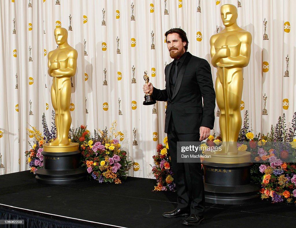 83rd Annual Academy Awards - Press Room : News Photo