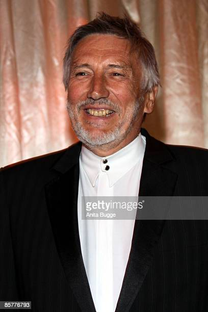 Actor Christian Brueckner attends the German Synchron Speakers Award on April 2 2009 in Berlin Germany The ceremonies of the 8th German Dubbing...