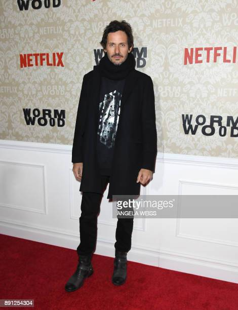 Actor Christian Camargo attends the New York Premiere of 'Wormwood' hosted by Netflix at The Campbell on December 12 2017 in New York / AFP PHOTO /...