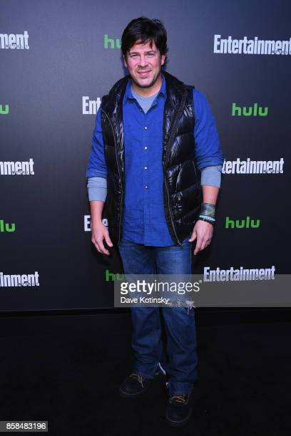 Actor Christian Kane attends Hulu's New York Comic Con After Party at The Lobster Club on October 6 2017 in New York City