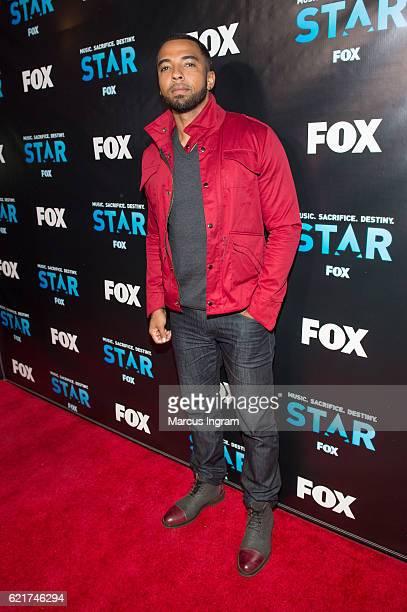 Actor Christian Keyes attends the 'STAR' ATL Live On the Park screening at Park Tavern on November 7 2016 in Atlanta Georgia