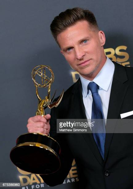 Actor Christian LeBlanc attends the CBS Daytime Emmy after party at Pasadena Civic Auditorium on April 30 2017 in Pasadena California