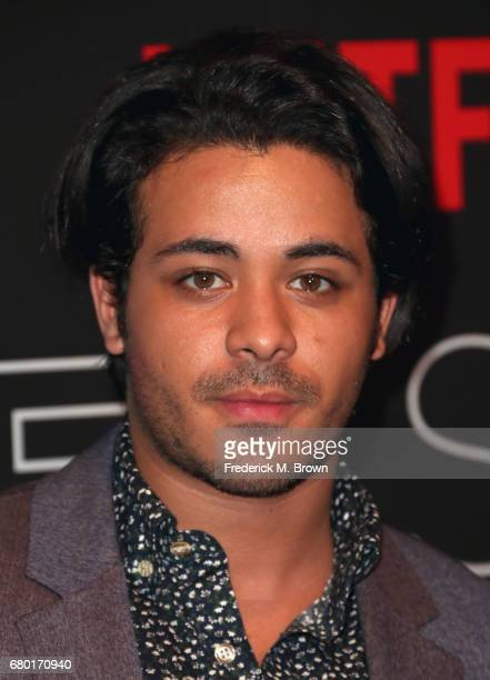 Actor Christian Navarro arrives at the Netflix FYSee Kick Off Event at Netflix FYSee Space on May 7 2017 in Beverly Hills California
