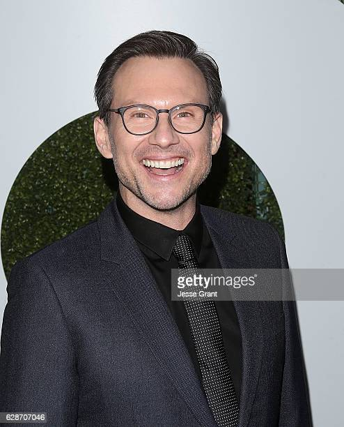 Actor Christian Slater attends the 2016 GQ Men of the Year Party at Chateau Marmont on December 8 2016 in Los Angeles California