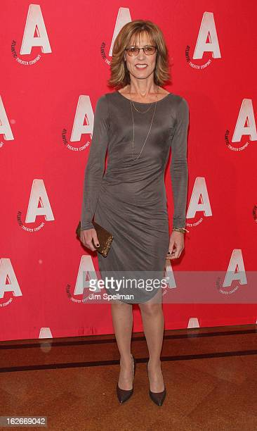 Actor Christine Lahti attends the 2013 Atlantic Theater Company Spring Gala at 583 Park Avenue on February 25 2013 in New York City