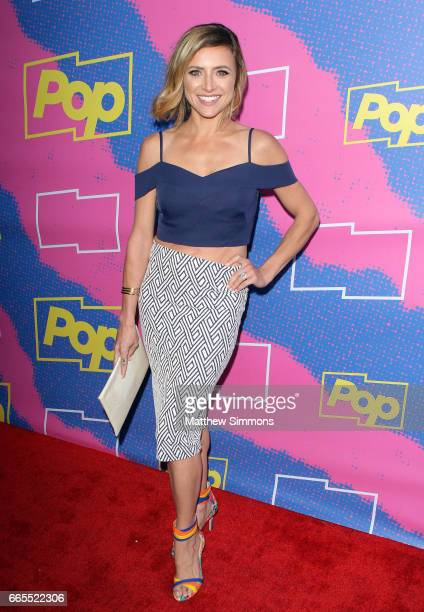 Actor Christine Lakin attends the premiere of Pop TV's 'Hollywood Darlings' at iPic Theaters on April 6 2017 in Los Angeles California