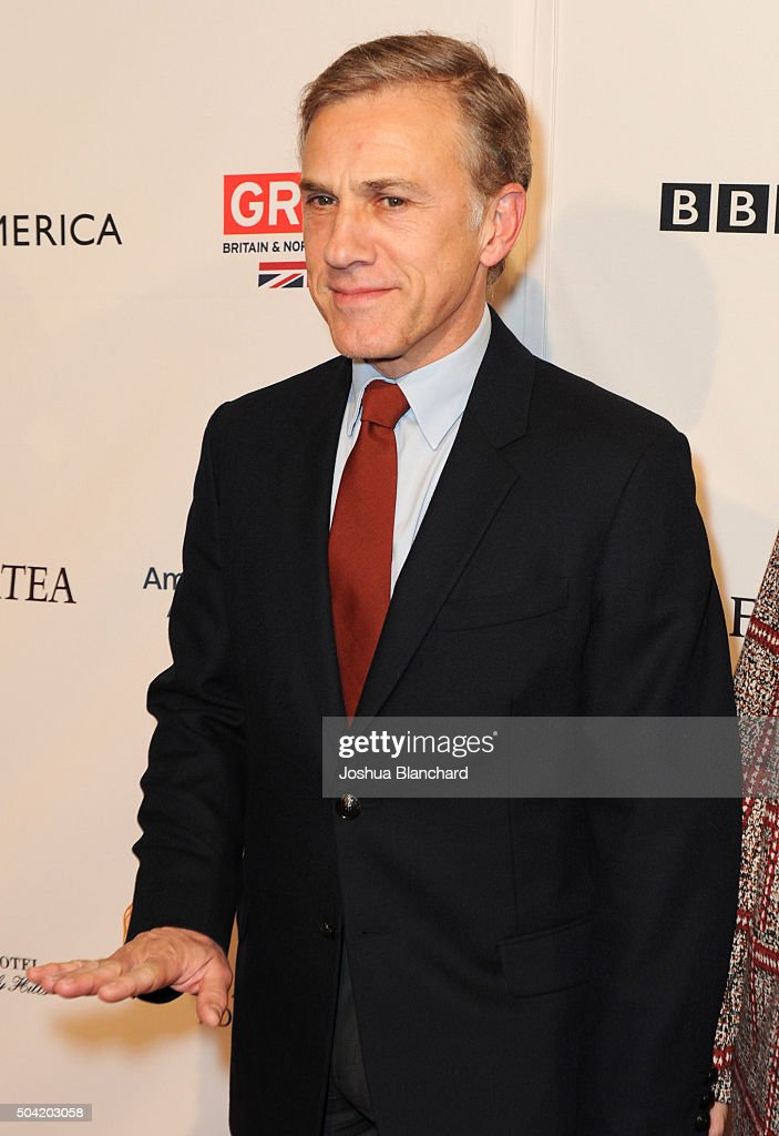 BAFTA Los Angeles Awards Season Tea - Arrivals