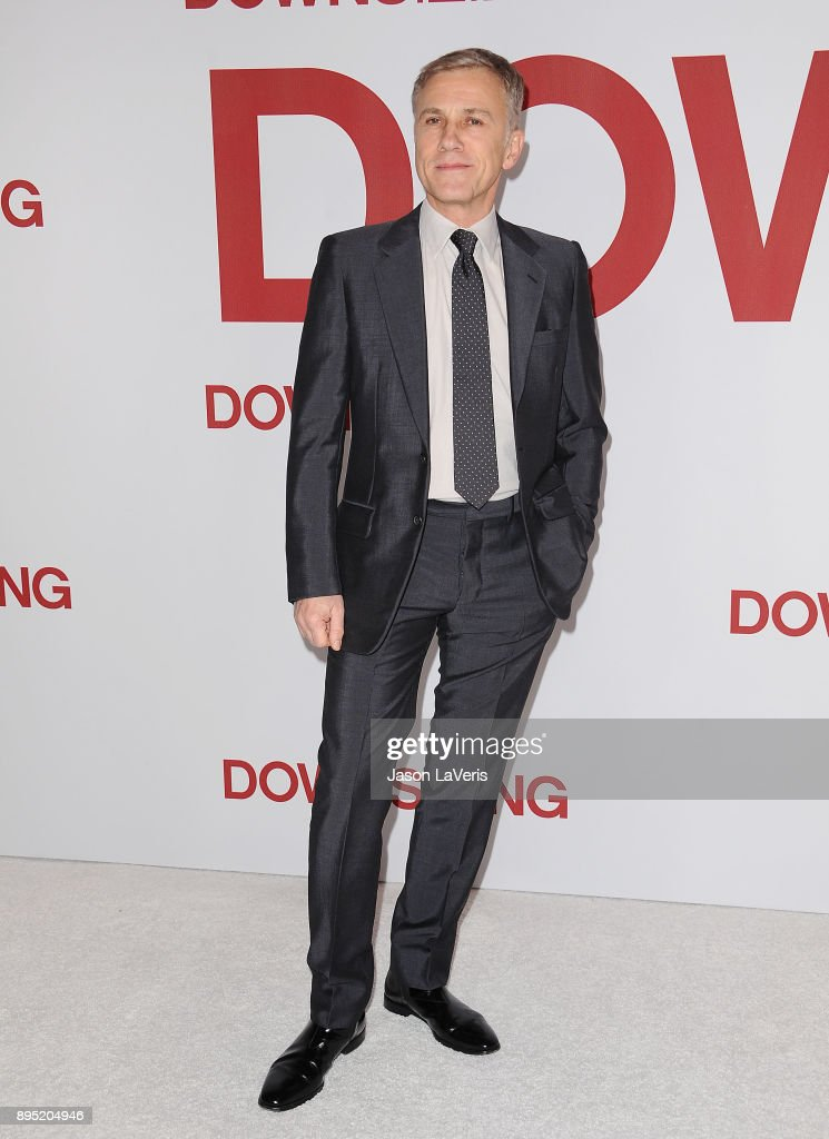 "Paramount Pictures Special Screening Of ""Downsizing"" - Arrivals"