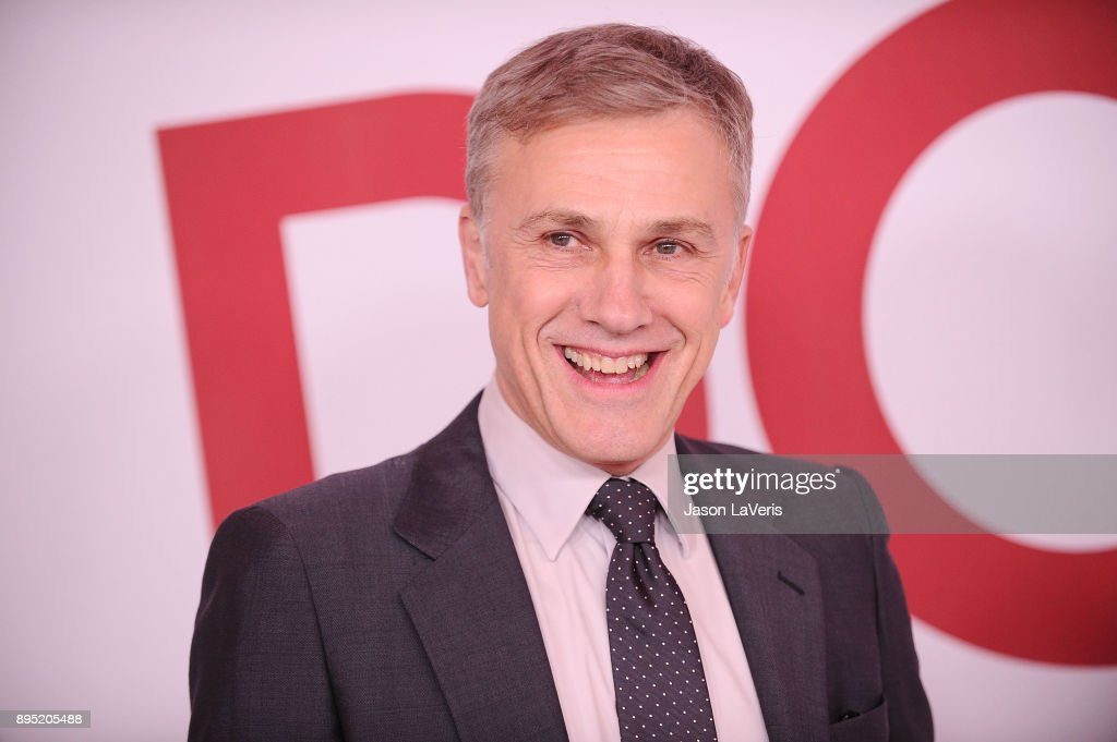 Actor Christoph Waltz attends the premiere of 'Downsizing' at Regency Village Theatre on December 18, 2017 in Westwood, California.