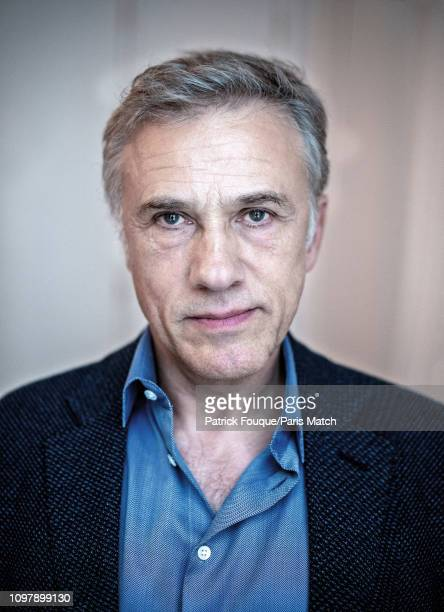 FRA: Christoph Waltz, Paris Match Issue 3639, February 11, 2019