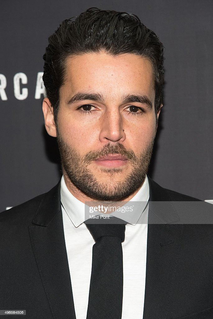 Actor Christopher Abbott attends opening night of MOMA's eighth annual Contenders featuring The Film Arcade's 'James White' at Museum of Modern Art on November 10, 2015 in New York City.