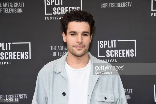 Actor Christopher Abbott attends That's Some Catch Christopher Abbott In Catch22 during the 2019 Split Screens TV Festival at IFC Center on June 01...