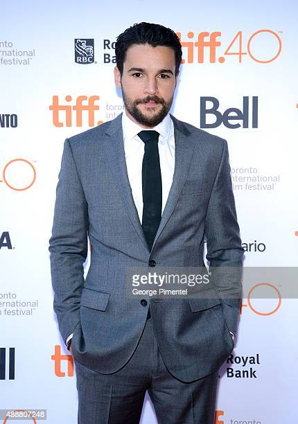 Actor Christopher Abbott attends the James White photo call during the 2015 Toronto International Film Festival at Ryerson Theatre on September 17...