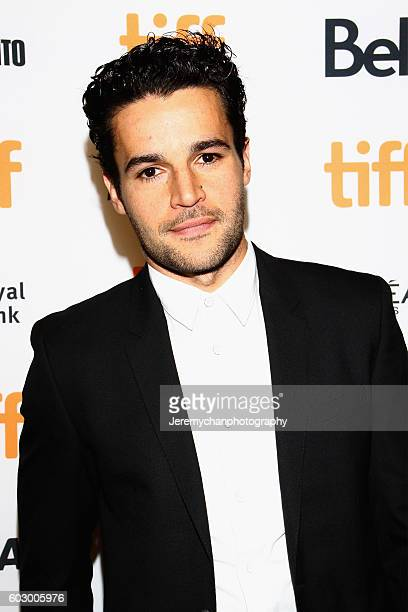 Actor Christopher Abbott attends the Katie Says Goodbye premiere held at TIFF Bell Lightbox during the Toronto International Film Festival on...