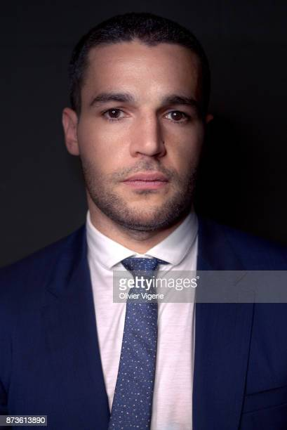 Actor Christopher Abbott is photographed for Self Assignment on September 2 2017 in Deauville France