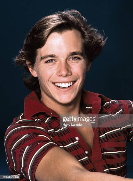 Actor Christopher Atkins poses for a portrait in 1982 in Los Angeles California