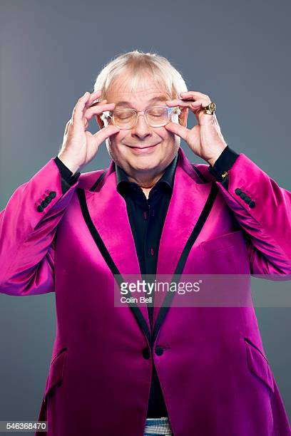 Actor Christopher Biggins is photographed for Cosmopolitan on November 3 2014 in London England