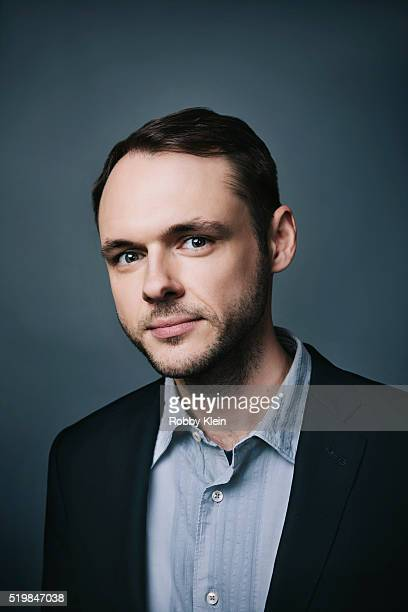 Actor Christopher Denham is photographed at the 2015 Summer TCAs for The Wrap on July 30 2015 in Hollywood California