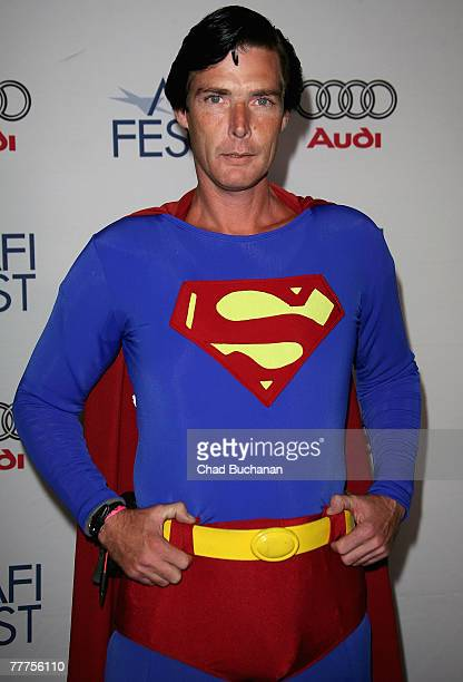 Actor Christopher Dennis attends the AFI FEST 2007 presented by Audi held at the Rooftop Village at ArcLight Cinemas on November 6 2007 in Hollywood...