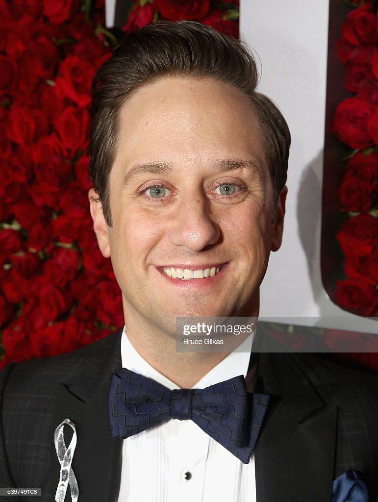 70th Annual Tony Awards - Arrivals : News Photo