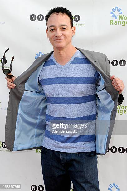 Actor Christopher Kid Reid attends the Woodcraft Rangers 90th Anniversary Gala hosted by Kyra Sedgwick at LA Plaza de Cultura y Artes on May 8 2013...