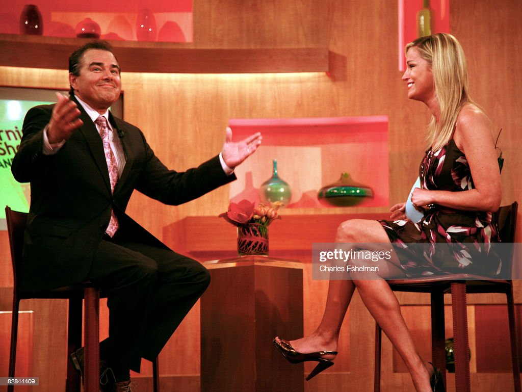 """Christopher Knight Visits FOX's """"The Morning Show With Mike and : News Photo"""