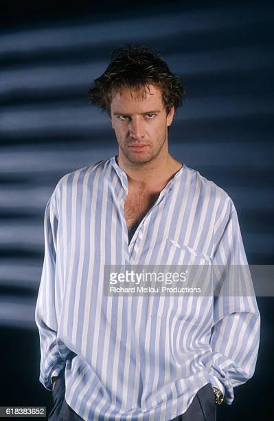 Actor Christopher Lambert