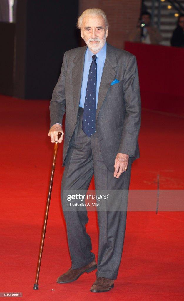 The 4th International Rome Film Festival - Triage - Red Carpet