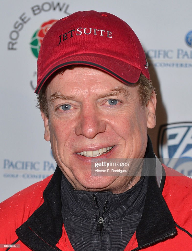 Actor Christopher McDonald arrives to the innaugural Rose Bowl Game Golf Classic at Industry Hills Golf Course on December 29, 2012 in City of Industry, California.