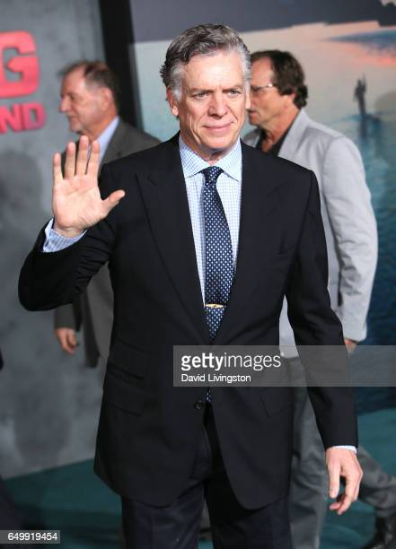Actor Christopher McDonald attends the premiere of Warner Bros Pictures' 'Kong Skull Island' at Dolby Theatre on March 8 2017 in Hollywood California