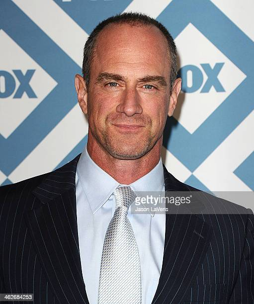 Actor Christopher Meloni attends the FOX AllStar 2014 winter TCA party at The Langham Huntington Hotel and Spa on January 13 2014 in Pasadena...