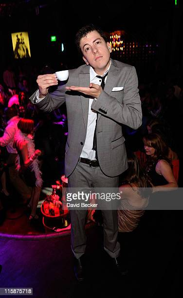 Actor Christopher Mintz-Plasse attends the Gallery Nightclub at the Planet Hollywood Resort & Casino on June 10, 2011 in Las Vegas, Nevada.